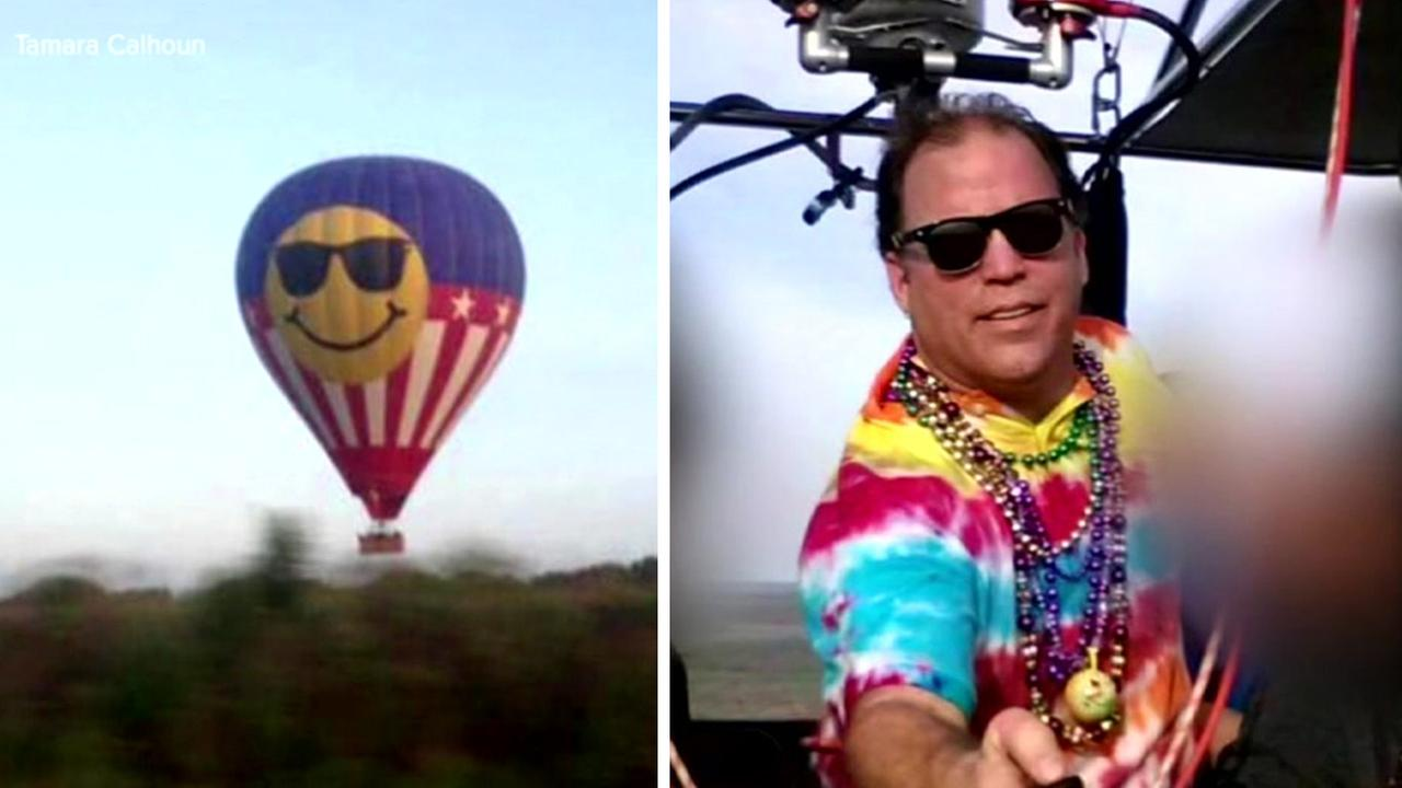 Hot air balloon crash pilot had numerous drink-driving and drug convictions""