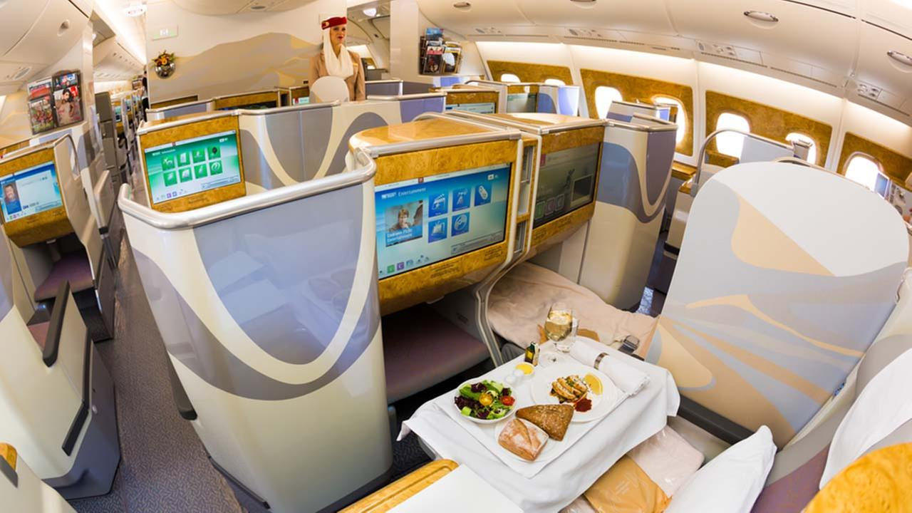 Emirates Airlines is having a rare sale on fares to Dubai