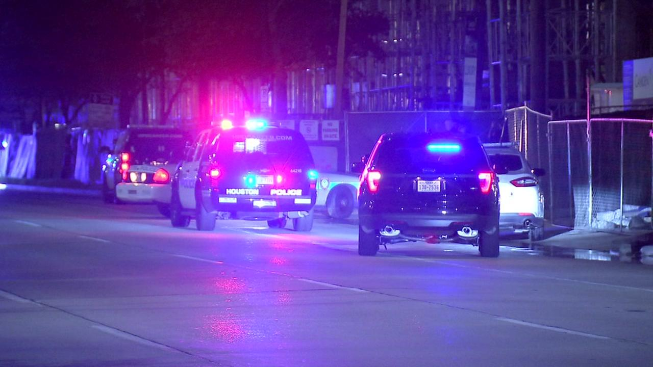 Travis St. Shooting