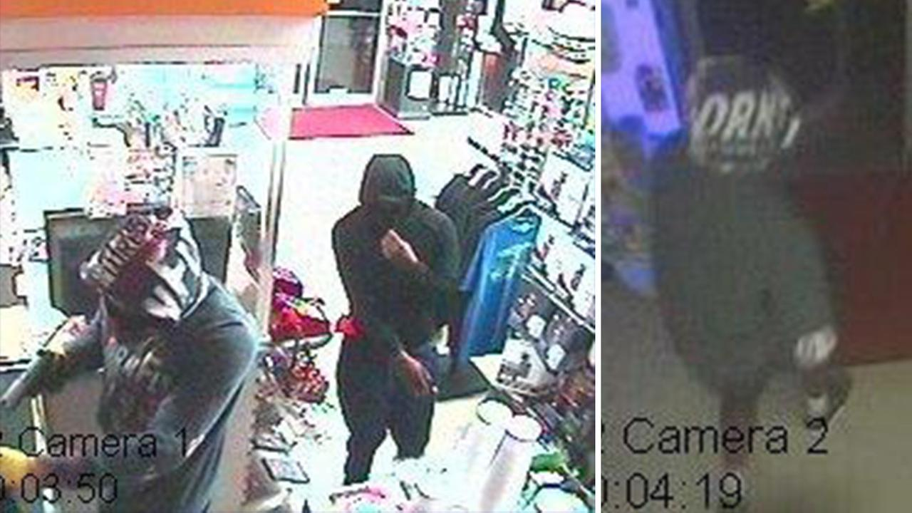 Galena Park armed robbery