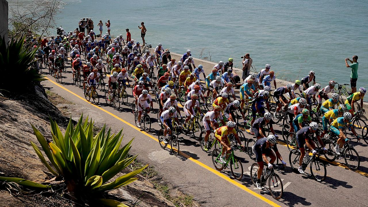 Possible explosion investigated at Rio Olympics cycling event