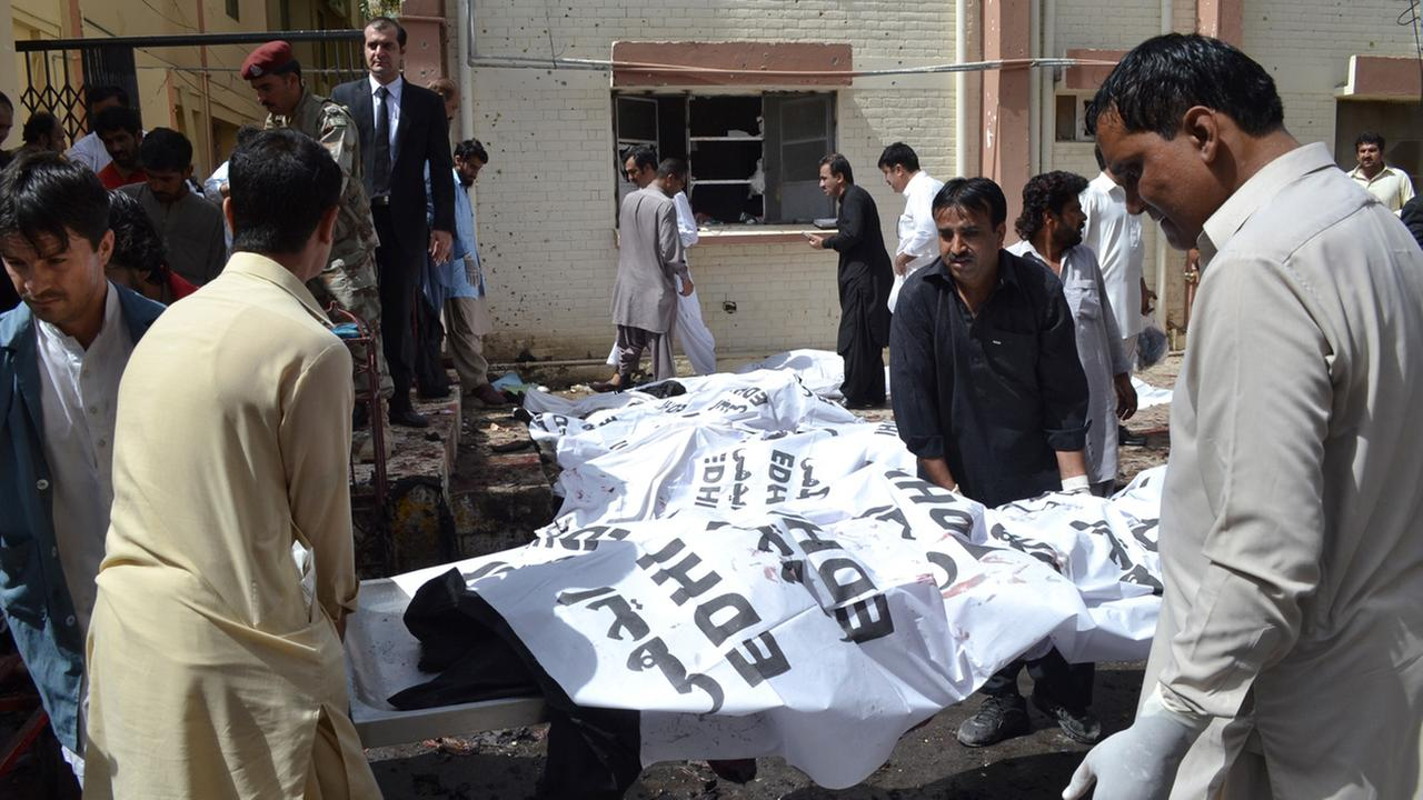 Death toll from Pakistan bombing rises to 67
