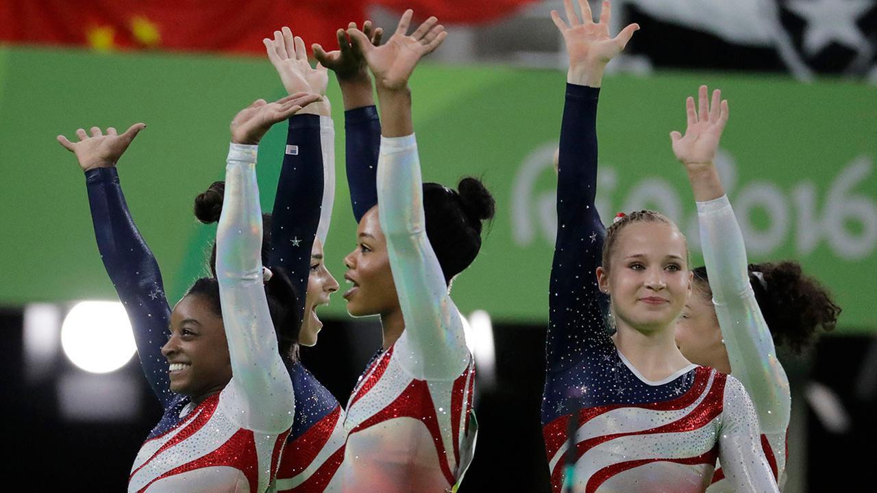 Olympics Artistic Gymnastics Women