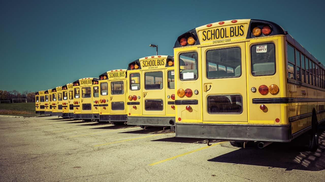 How HISD bus drivers get ready for the first day of school