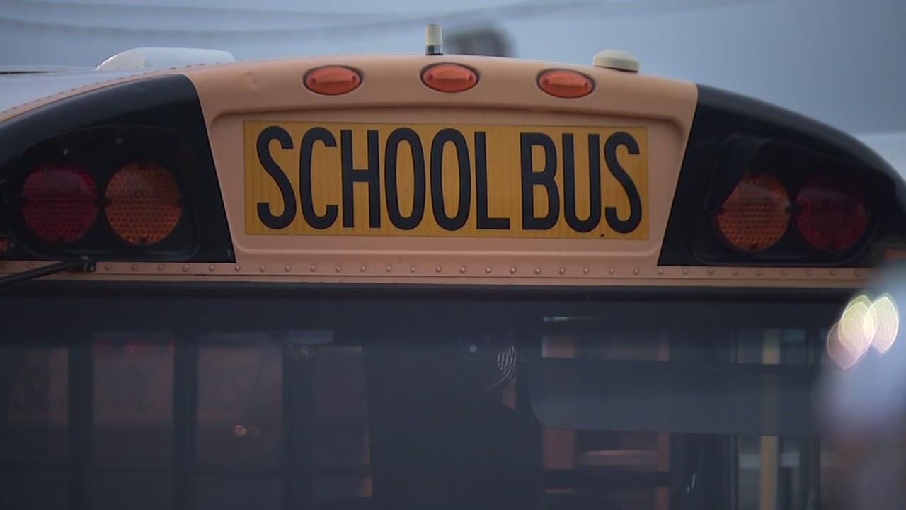 Girl put on wrong school bus
