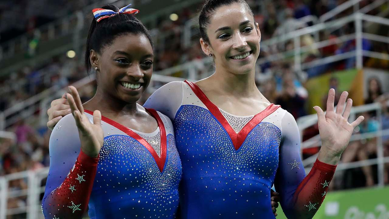 Fan defends Twitter criticism about US Olympic gymnasts