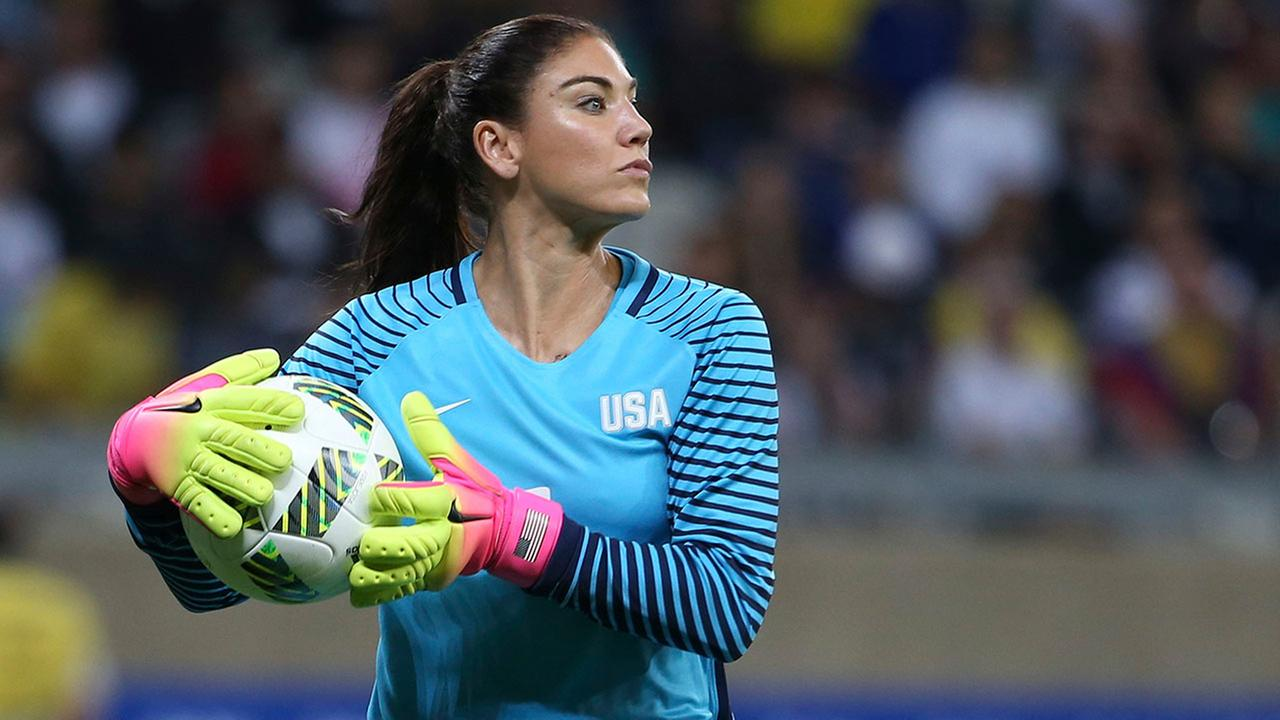 Hope Solo Suspended SoccerEugenio Savio, File