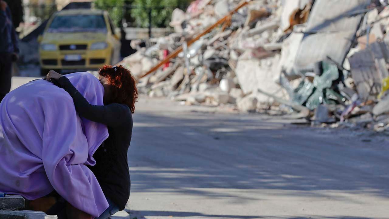Death toll in Italian earthquake rises to 291