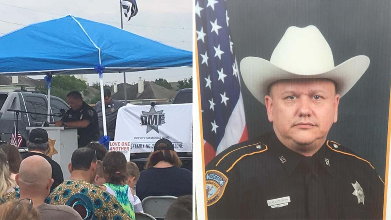 Remembering Deputy Darren Goforth