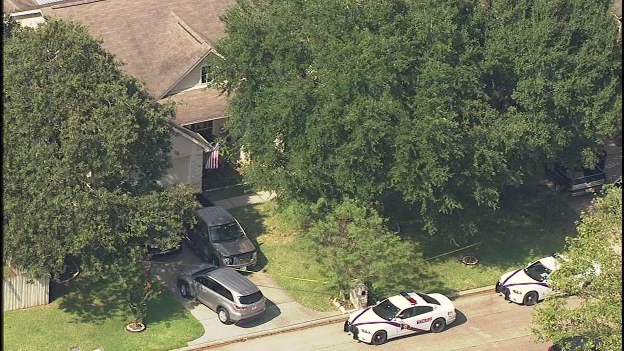 Two found dead inside Montgomery County home