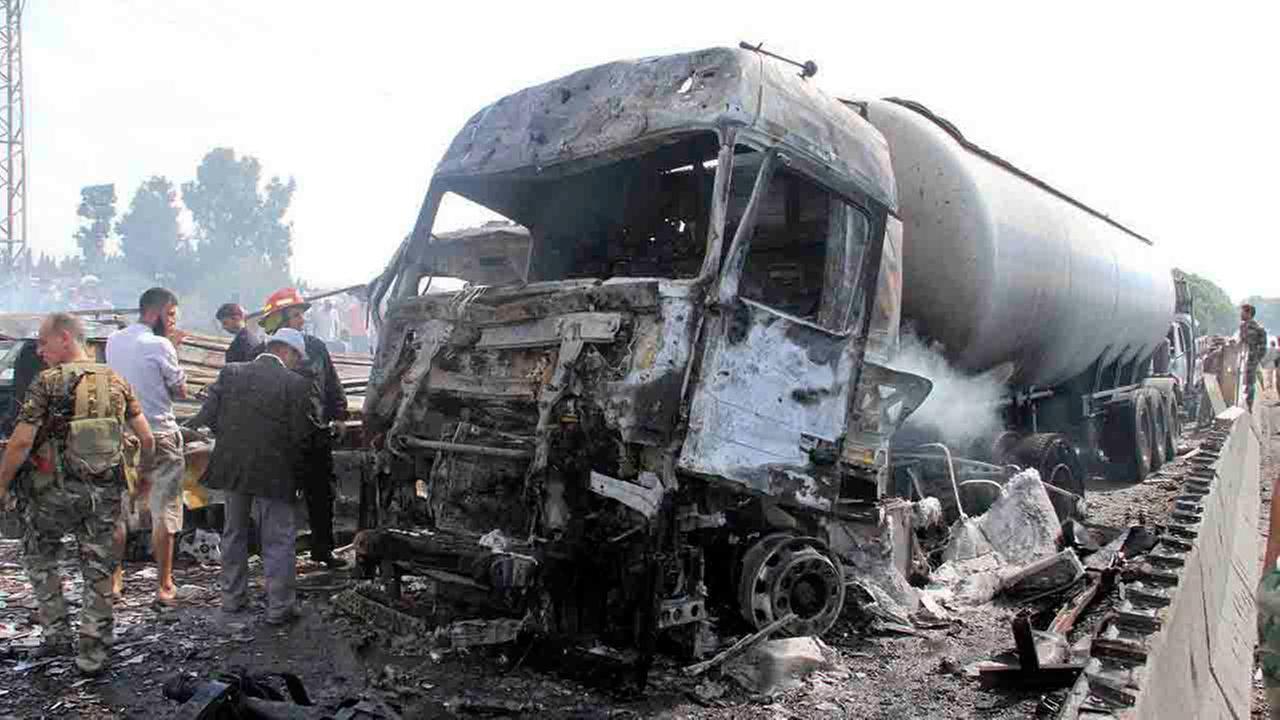 White House says US holds Russia responsible for airstrikes that hit UN aid convoy