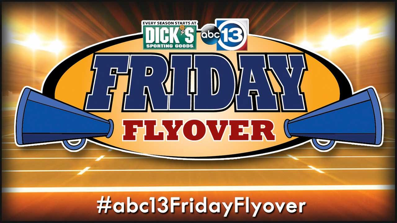 Dick's Sporting Goods Friday Flyover