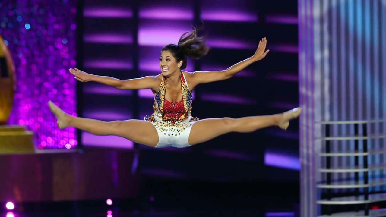 Miss California Jessa Carmack, performs during the Miss America 2017 pageant, Sunday, Sept. 11, 2016, in Atlantic City, N.J. (AP Photo/Mel Evans)