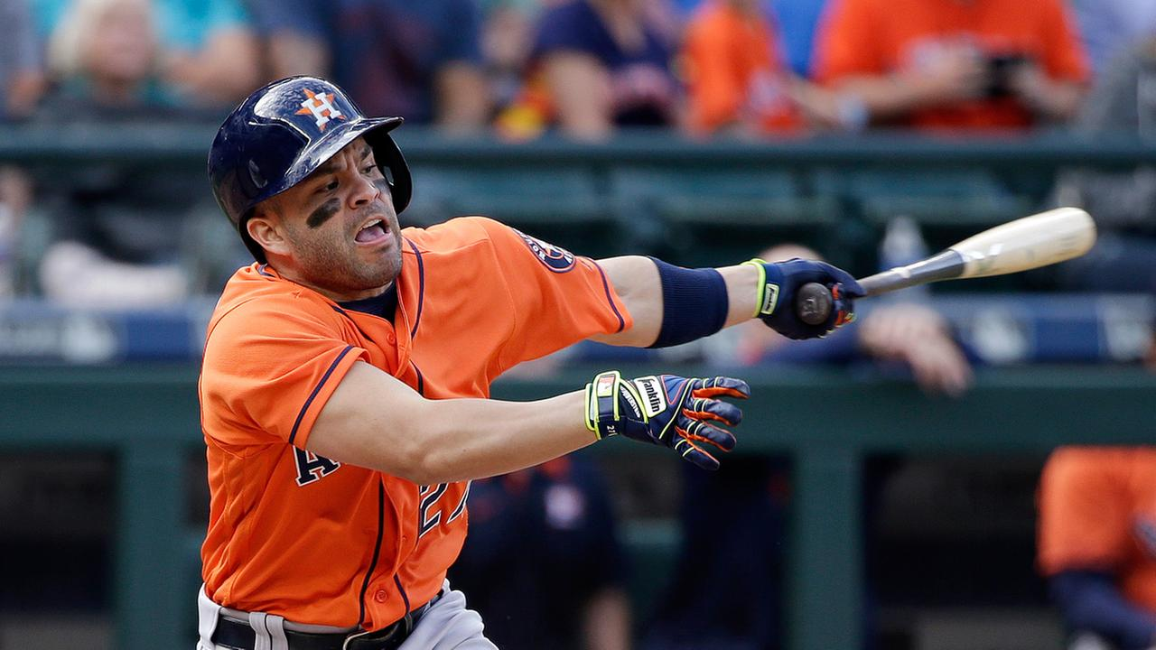 Houston Astros - Jose Altuve