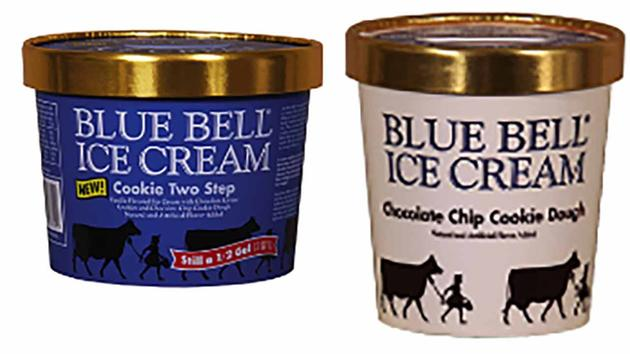 Blue Bell Voluntary Recall