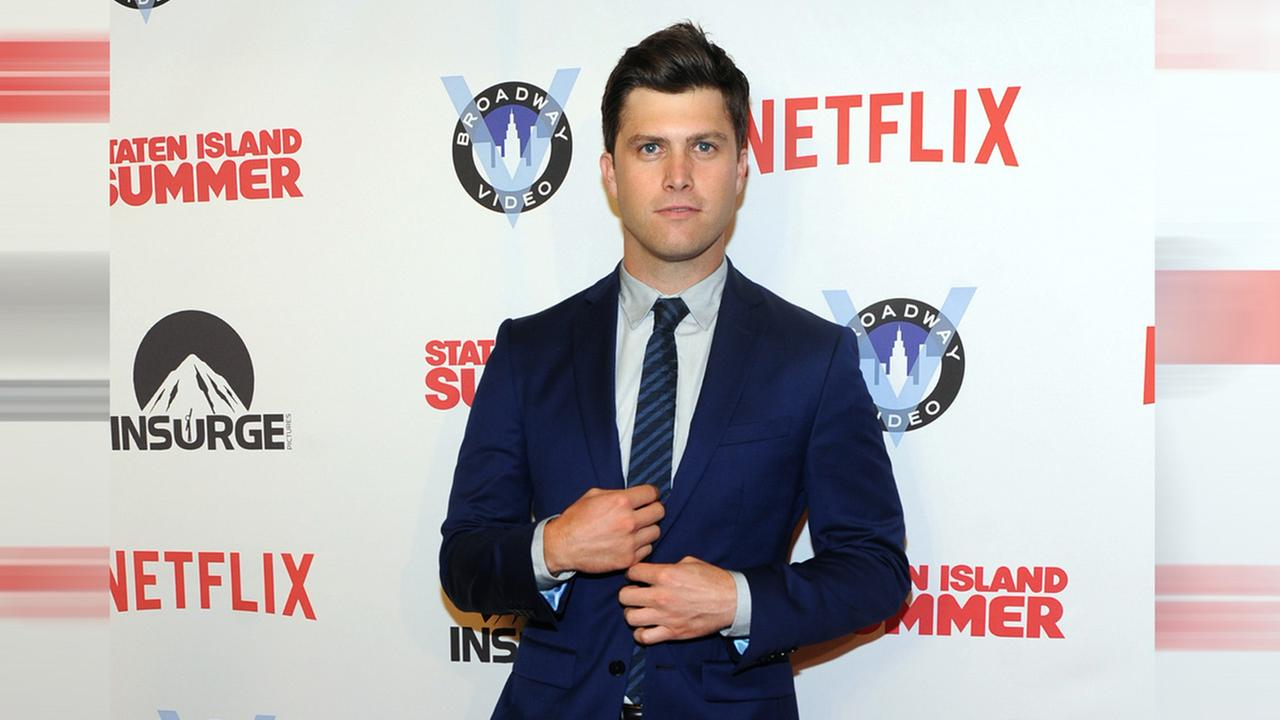 Another SNL player, Colin Jost, remains in place at Rockefeller Center this fall as the co-anchor of the comedy shows Weekend Update.Diane Bondareff/Invision for Paramount Pictures/AP Images