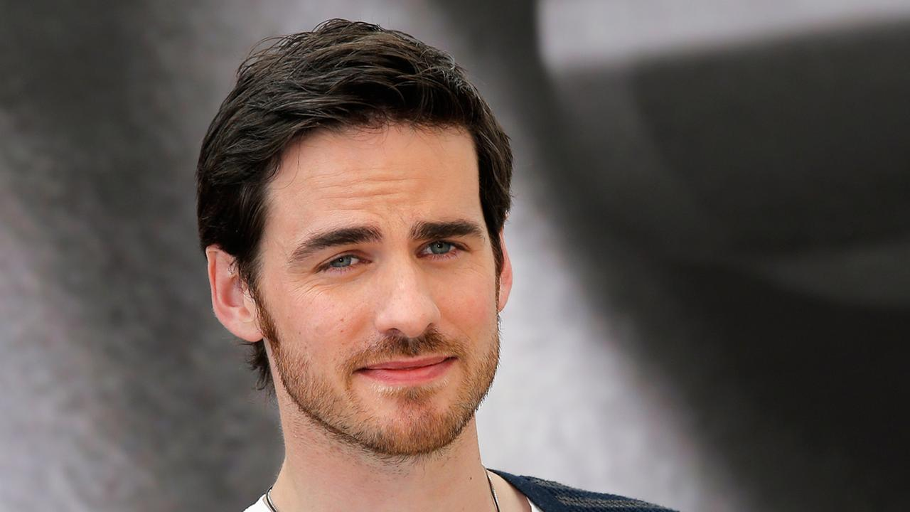 ABCs Once Upon a Time wouldnt be the same without its Captain Hook, portrayed by the delicious Colin ODonoghue.AP Photo/Lionel Cironneau