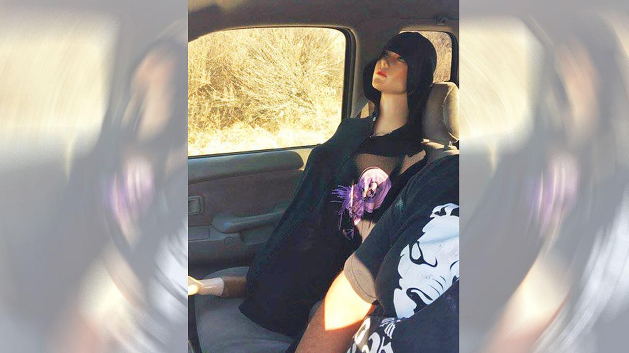 Carpool Lane Mannequin