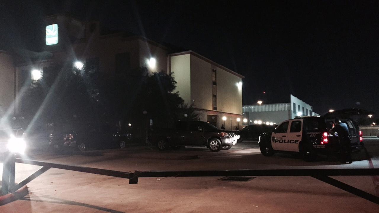 Vantage Parkway shooting