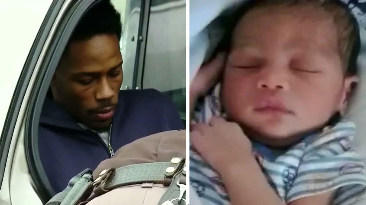Baby killed