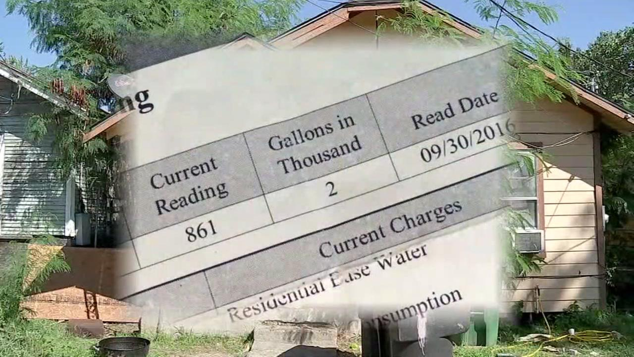 City claims main owes more than $9,000 on water bill
