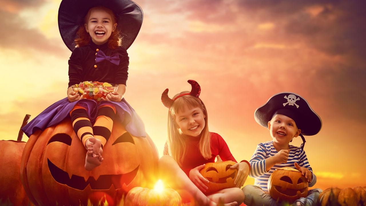 Here are your Halloween Safety Tips