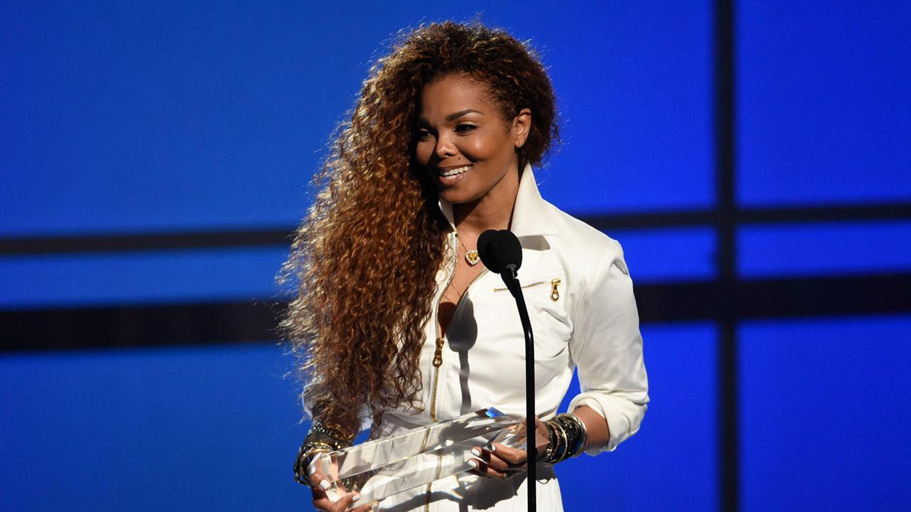 Janet Jackson accepts the ultimate icon: music dance visual award at the BET Awards at the Microsoft Theater on Sunday, June 28, 2015, in Los Angeles.Chris Pizzello/Invision/AP