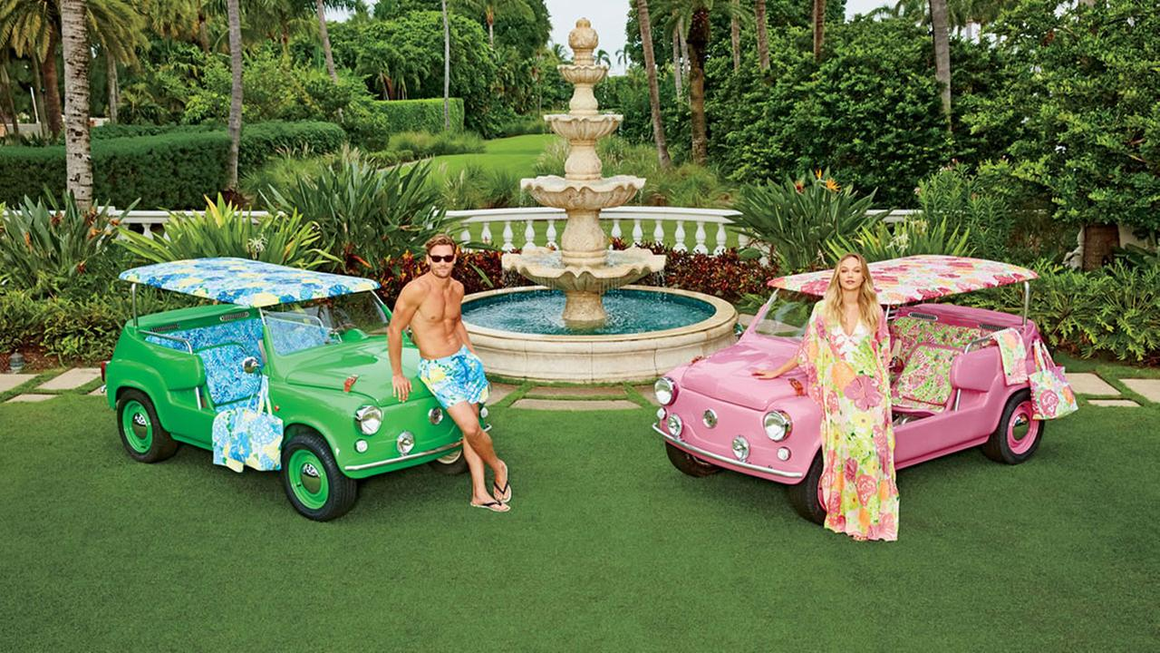 You and your significant other can be the talk of the town with your own his and hers Neiman Marcus Island Cars. Cost: $65,000 each.