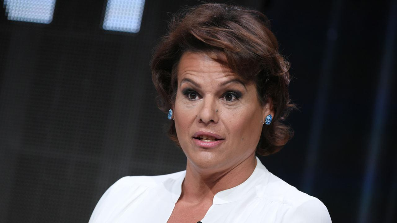 Alexandra Billings became the first transgender woman to portray a transgender character on the 2005 made for TV movie Romy and Michele: In the Beginning.Richard Shotwell/Invision/AP