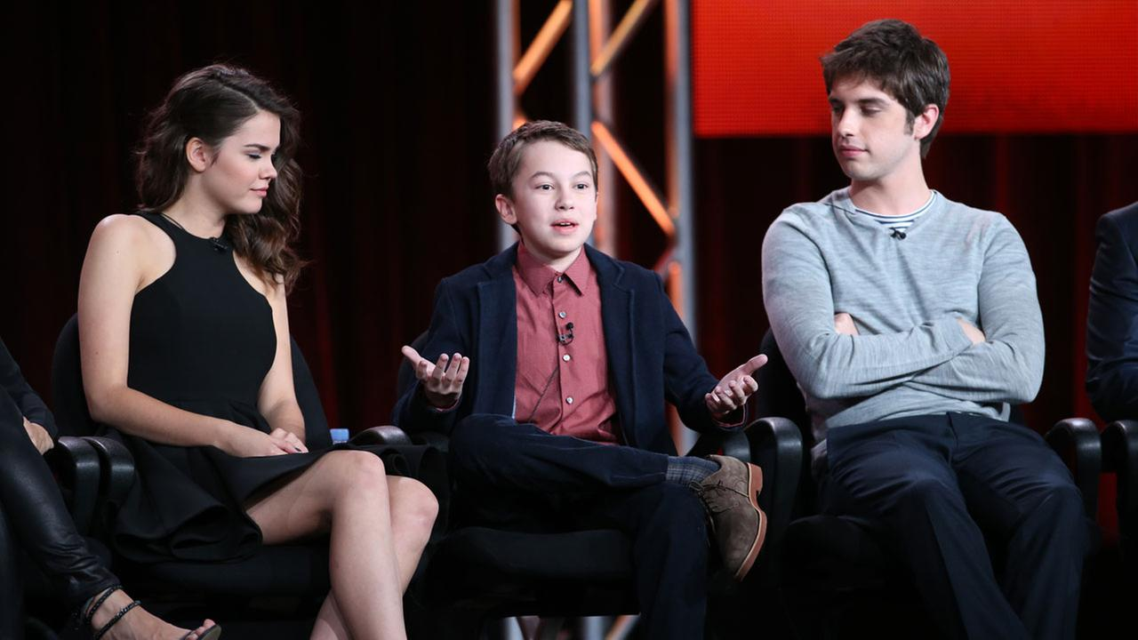 In 2015, The Fosters on Freeform made history with the youngest gay kiss on television. The liplock between Jude (portrayed by Hayden Byerly, center) and Connor made shockwaves.Paul A. Hebert/Invision/AP