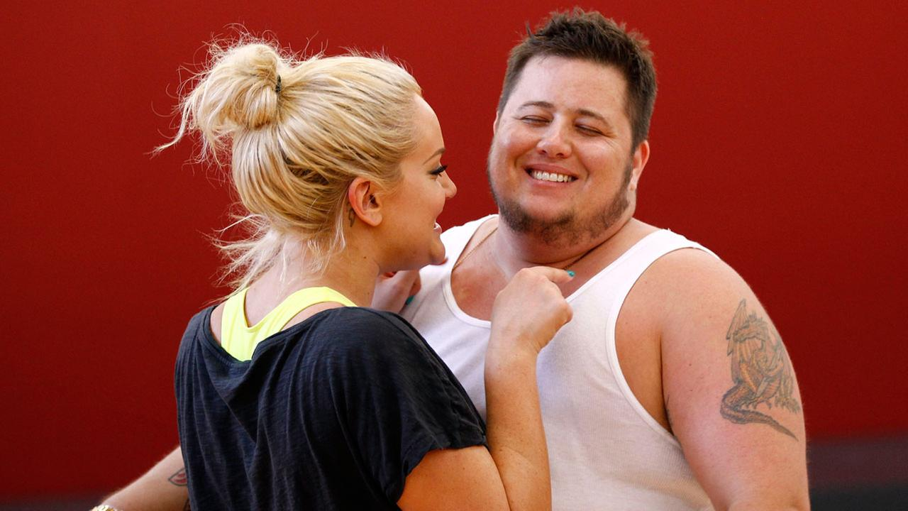 In 2011, Chaz Bono stood out as a role model for transgender people on Dancing with the Stars.AP Photo/Matt Sayles