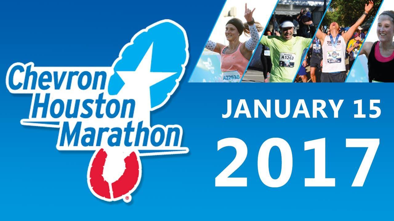 The 2017 Chevron Houston Marathon