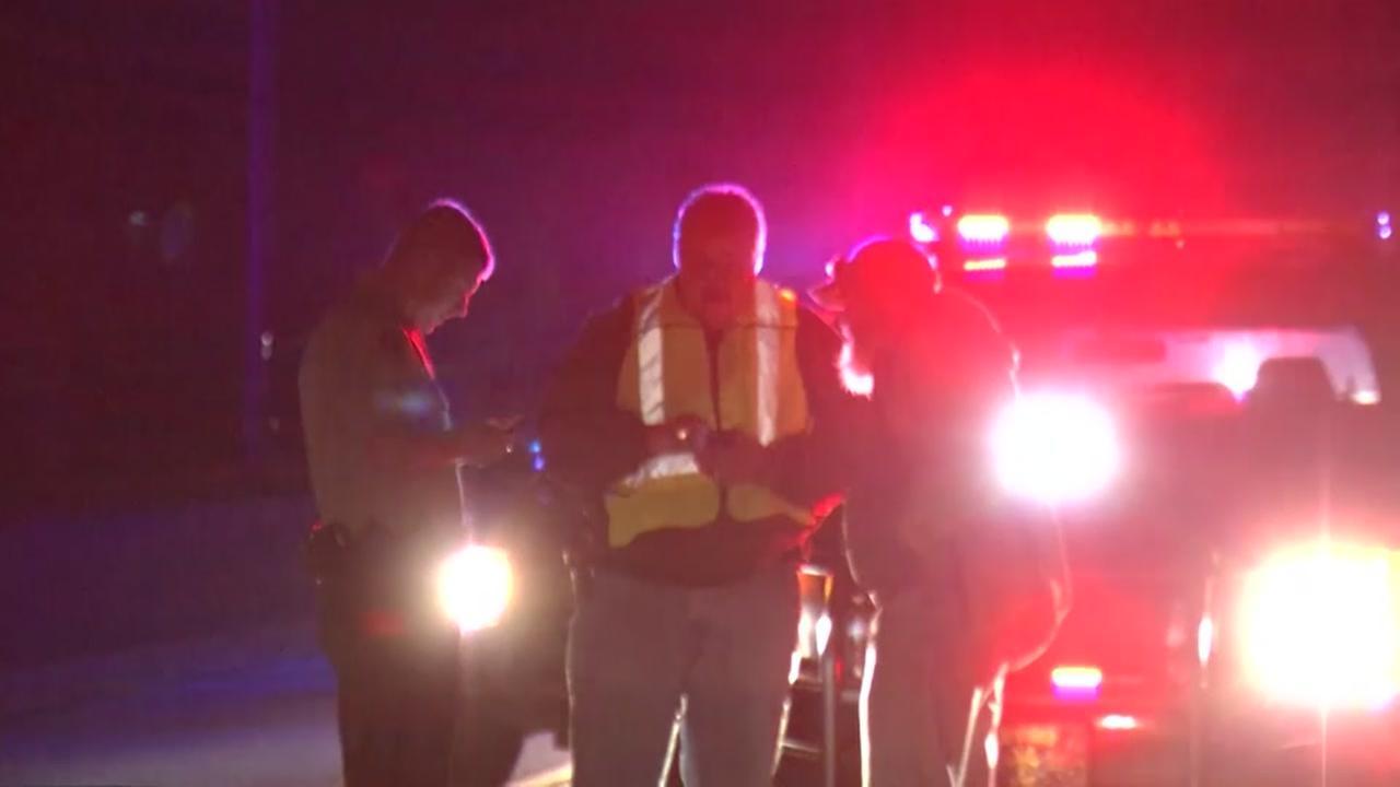 Georgia deputy killed