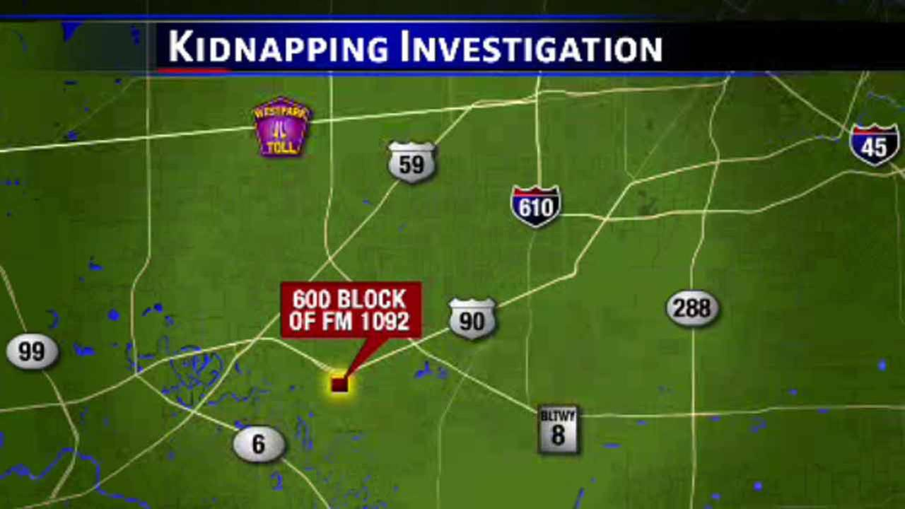 Bizarre kidnapping ends in suicide in Stafford