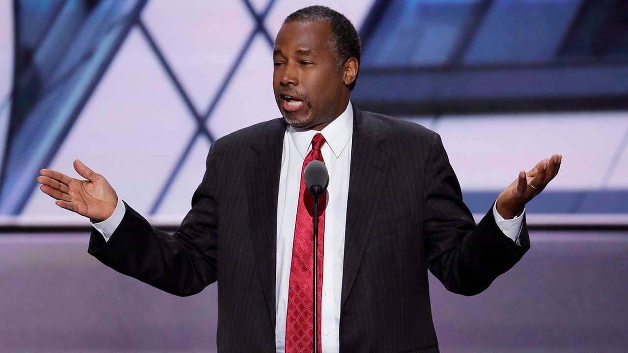 Ben Carson will not accept Cabinet position in the Trump administration