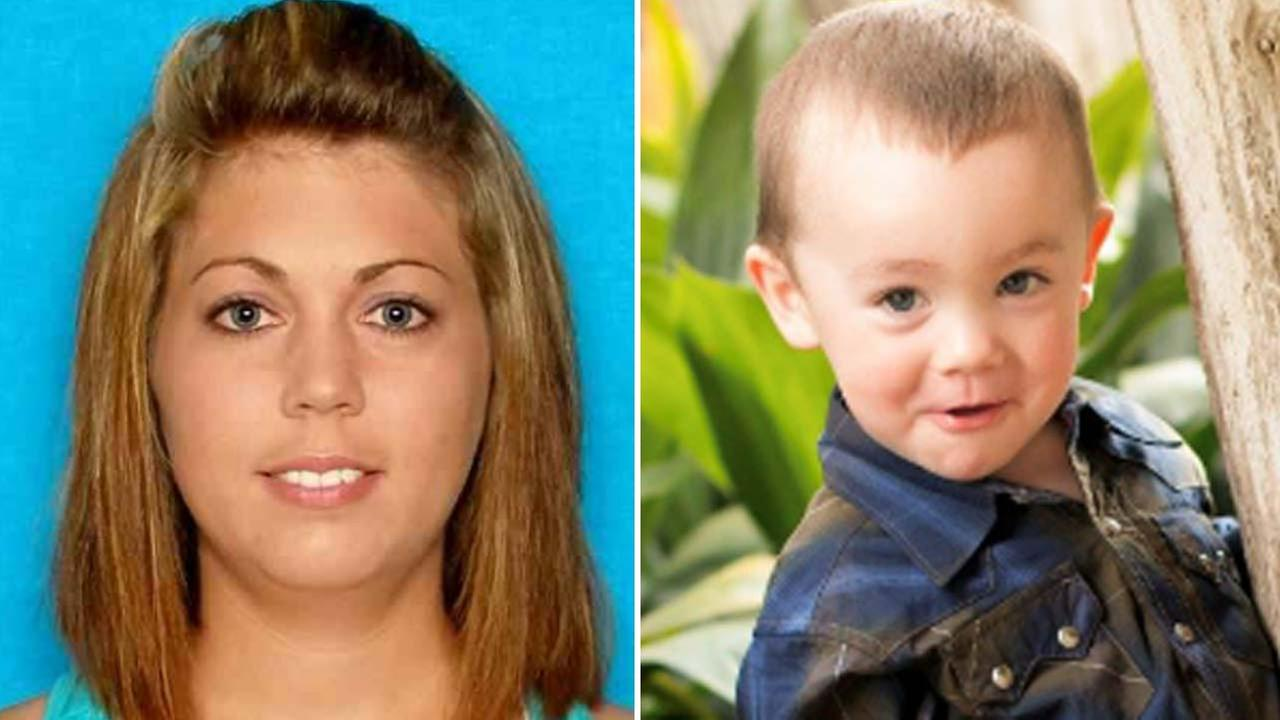 Amber Alert issued in Staples