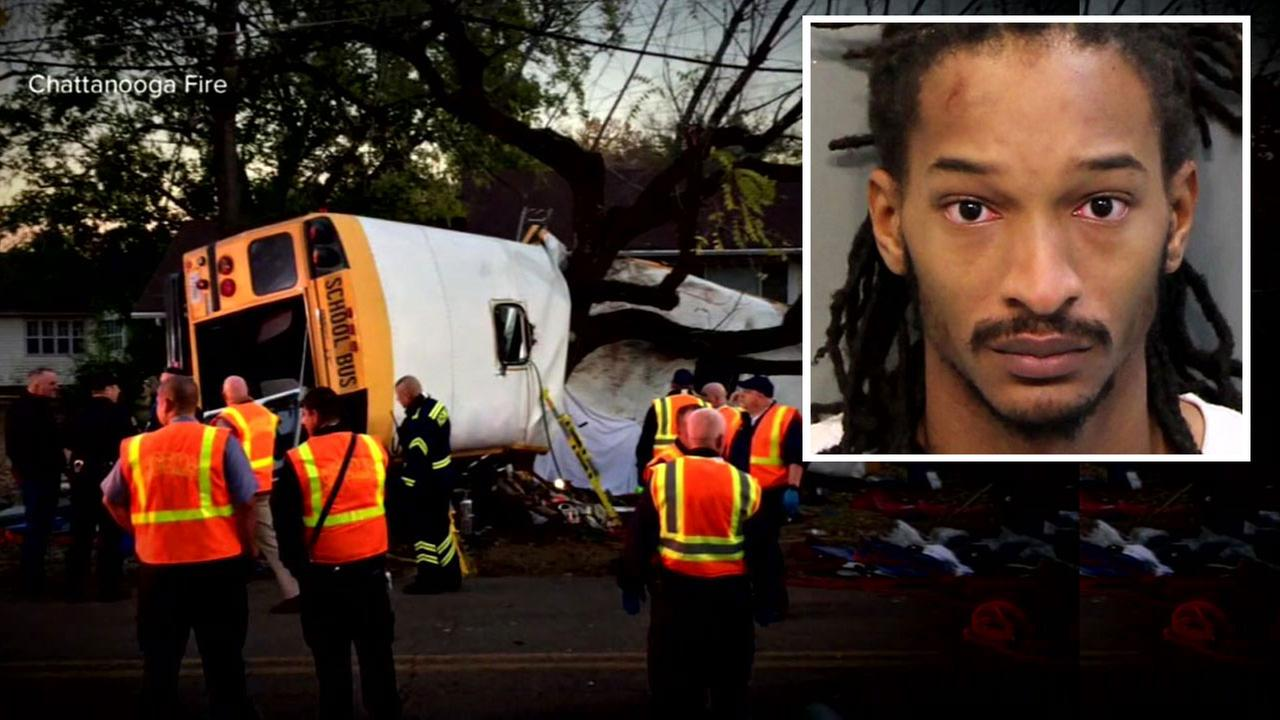 Chatanooga bus crash