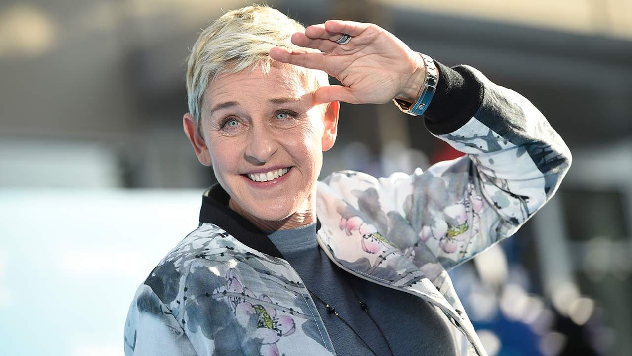 Ellen DeGeneres is an award-winning comedian who has hosted her popular daytime talk show, The Ellen DeGeneres Show, since 2003 with her trademarked humor, humility, and optimism.