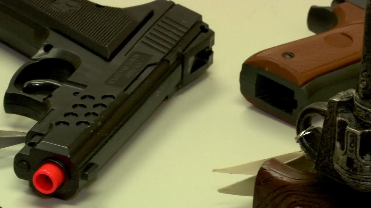 TSA confiscated items