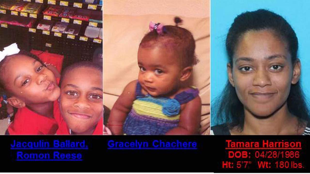 Brookshire police find three missing children safe after Amber Alert