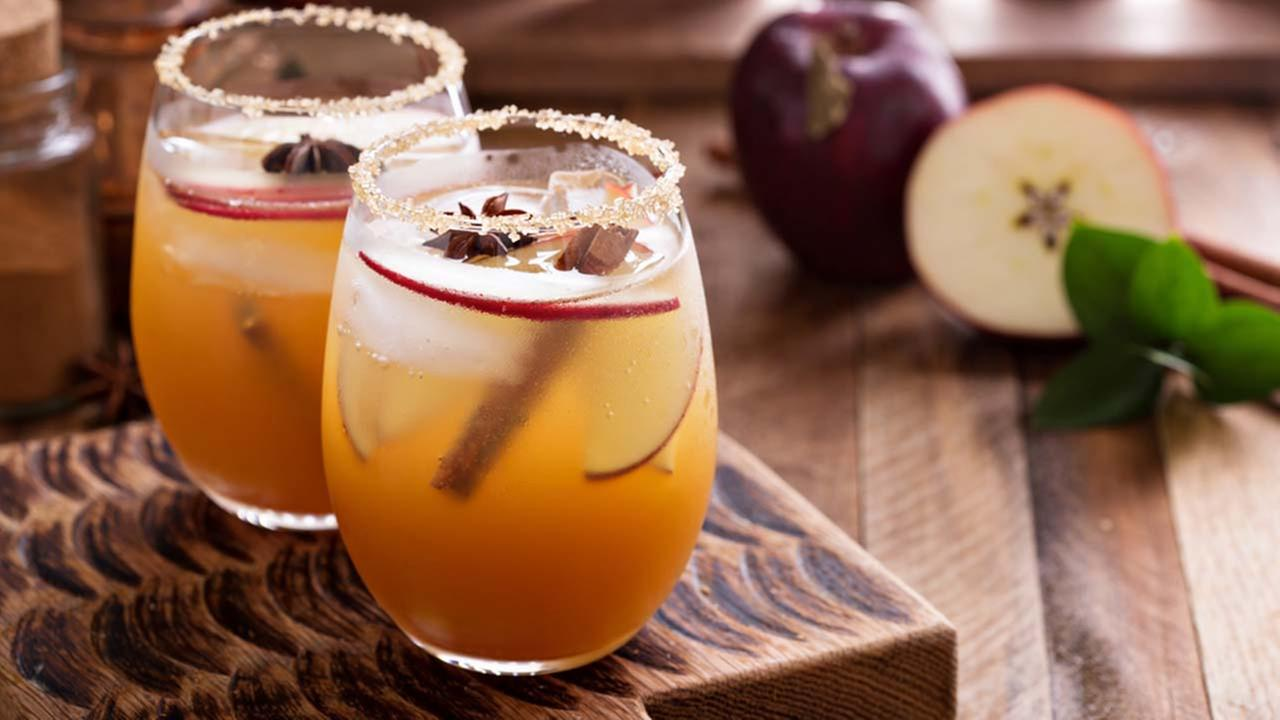 Festive cocktails to get you in the holiday spirit