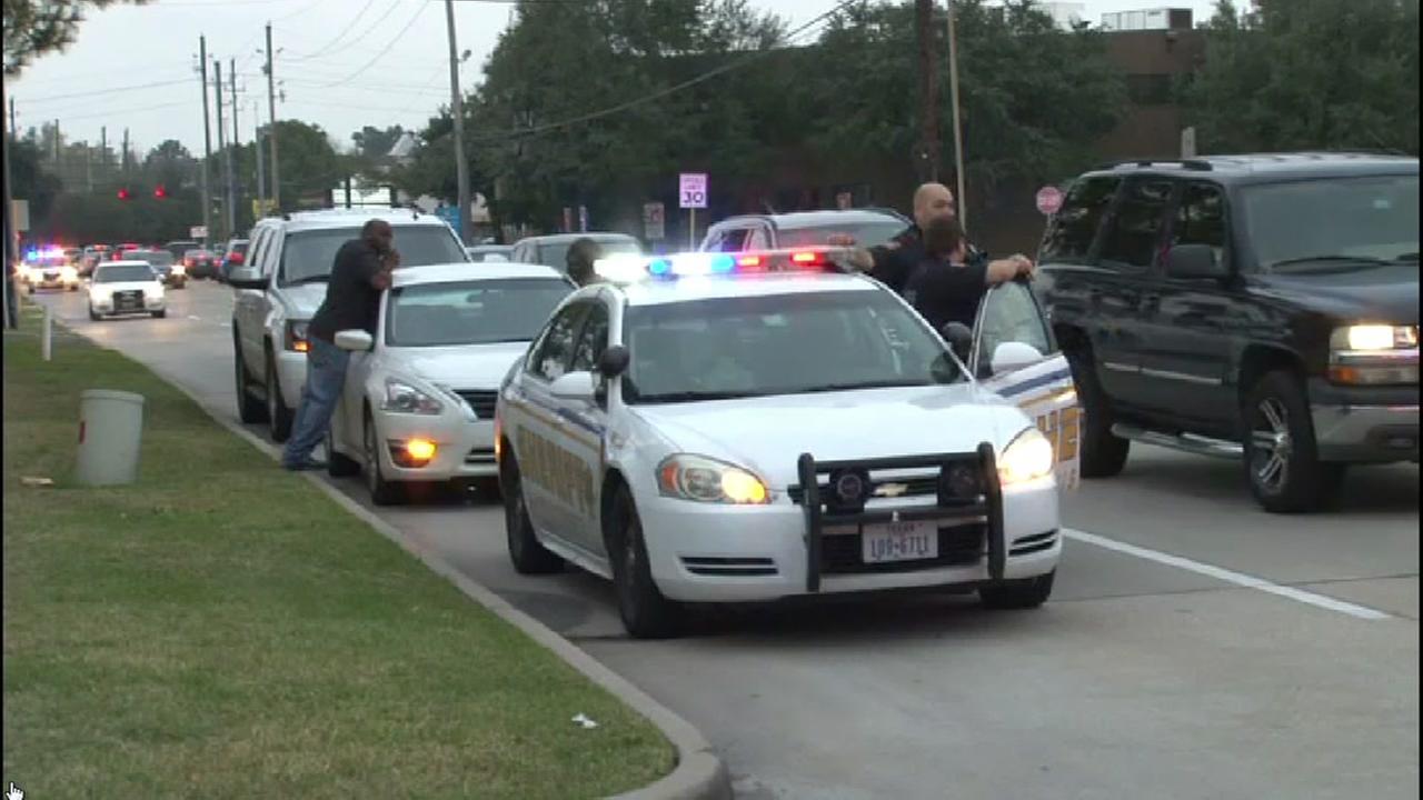 Woman said she was carjacked at gunpoint