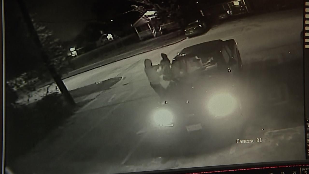 Landlord robbery