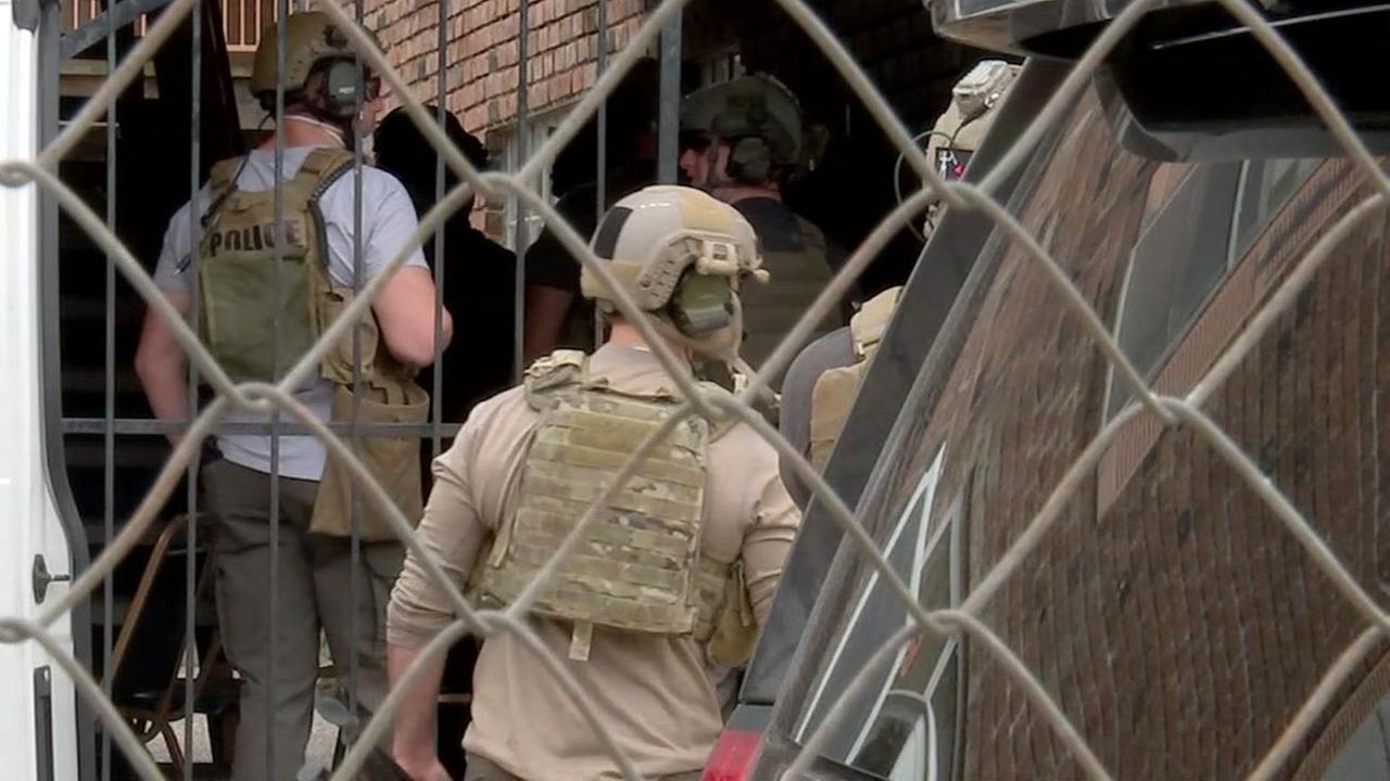 Terror training shut down after alarming residents in southwest Houston