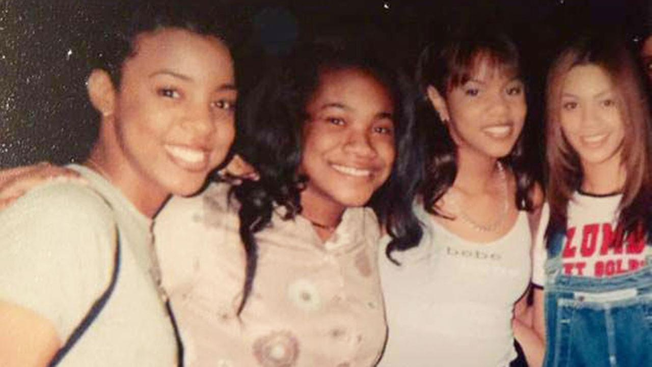 Samica Knight with Destinys Child