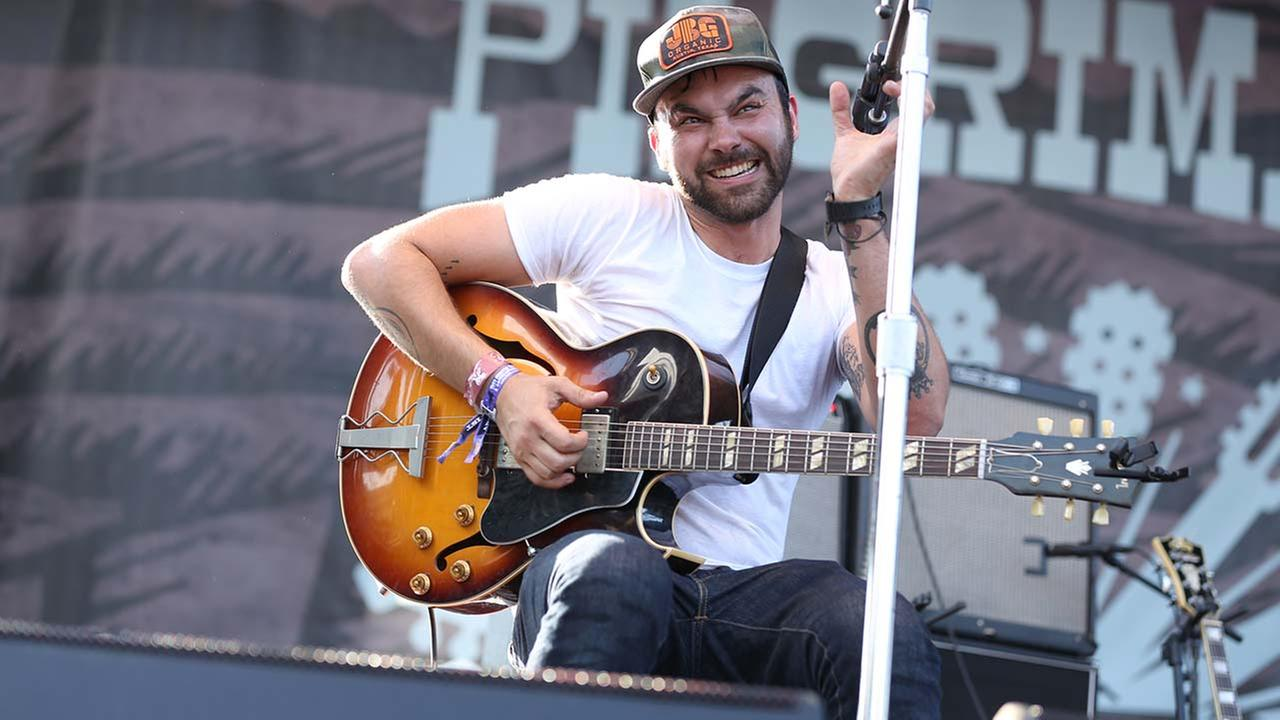 Artist Shakey Graves performs at Pilgrimage Music and Cultural Festival on Saturday, September 24, 2016 in Franklin, Tenn. (Photo by Laura Roberts/Invision/AP)Laura Roberts/Invision/AP