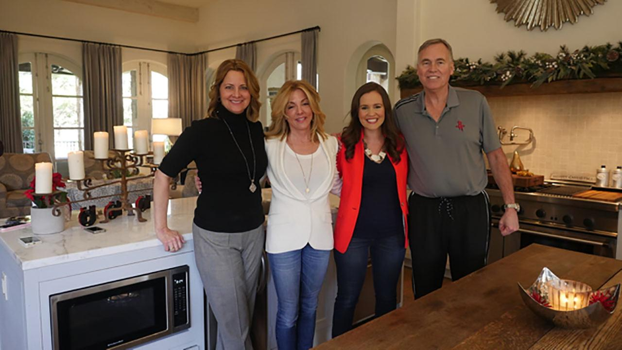 Local interior designers prepare home of rockets coach for Local interior designers