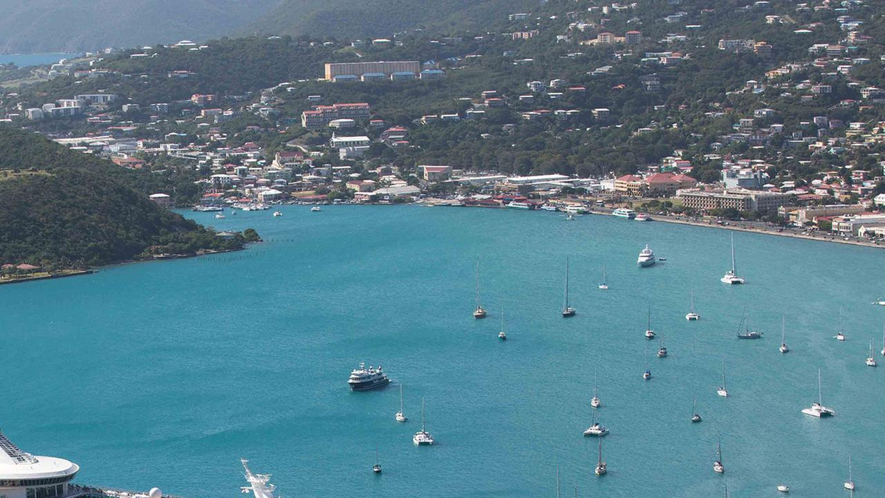 Get paid to visit the Virgin Islands