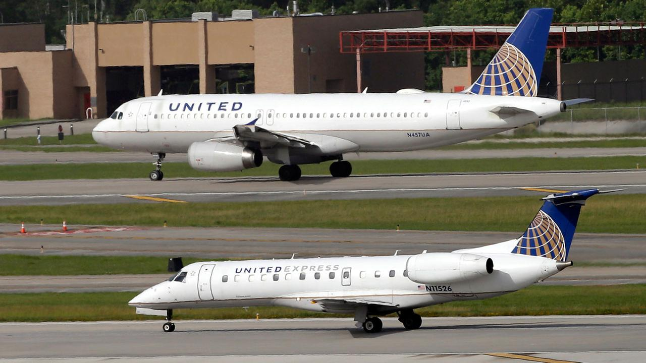 United Airlines, which has a major operations hub at George Bush Intercontinental Airport, is the citys third largest employer, with 15,000 employees.AP Photo/David J. Phillip, File