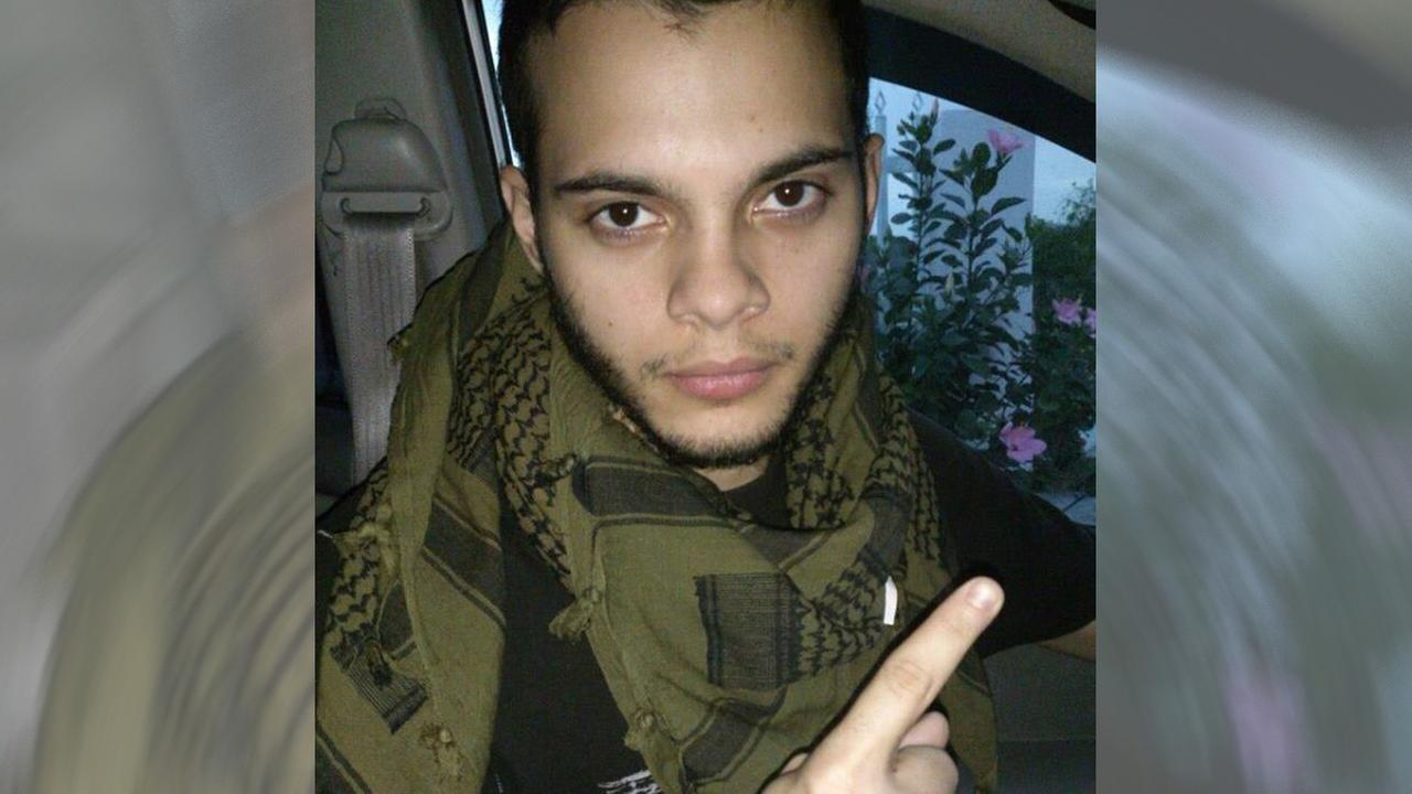 Suspect in Ft. Lauderdale Airport shooting